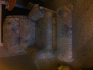 Couch & Recliner set