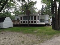 Beautiful 40' Vacation Trailer @ Wpg Beach