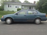 1994 Toyota Tercel DX Other