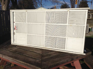 Honeywell F57A1044 Flush Mounted Electronic Air Cleaner