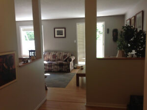 1 bdrm in 2 bdrm apartment // now or Oct 1 // $482.50