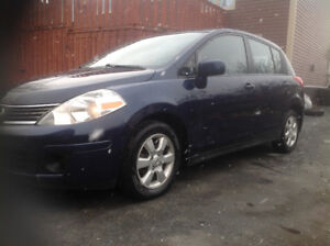 2008 NISSAN VERSA JUST FROM ONTARIO INSPECTED
