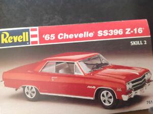 65 Chevelle Z-16 SS 396