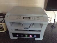 Printer and answer machine