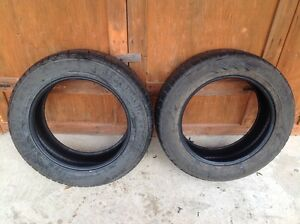 215/60/17 Nordman winter tires (Set of 2) London Ontario image 1