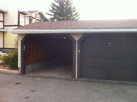 GREAT VALUE!! - Single car Garage by Century Park LRT!!!