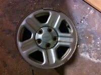 Jeep rims great shape