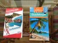 Guadeloupe.  $25.00 pour les deux