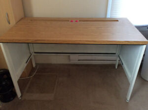 Desk or sewing table