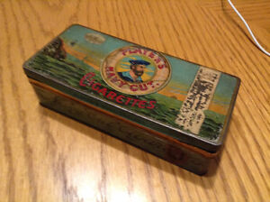 John Players Navy Cut Cigarette Tin 100 Long