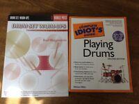 Drum books.