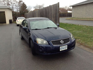 2005 Nissan Altima Safetied/E-Tested Kingston Kingston Area image 3