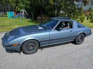 1984 Mazda Rx-7 GSL-SE   $2000 OBO