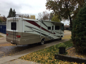 A Class motorhome for sale