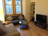 SPACIOUS AND BRIGHT ONE BEDROOM on Albert street EH7