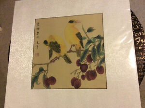 Authentic Chinese Color (Still Life) Paintings London Ontario image 3