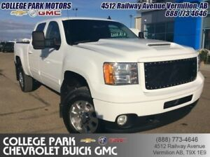 2013 GMC Sierra 2500HD SLT  text 780-853-0941