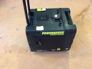 Powerhouse 3100 inverted generator