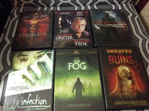 26 Horror Movies.