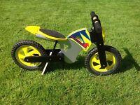 Suzuki rmz mini moto balance bike