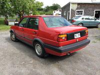 1992 Volkswagen Jetta Berline