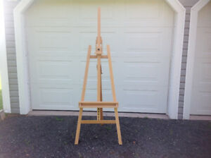 For Sale:  Artist's Easel