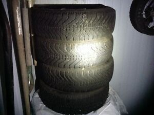 Winter tire and rims Kitchener / Waterloo Kitchener Area image 2