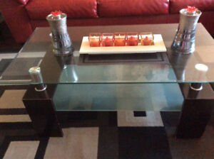 Coffe table one side table