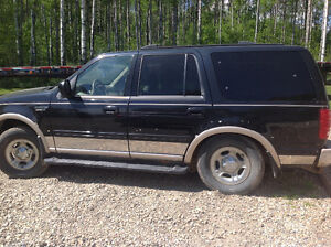 1999 Ford Expedition Chrome SUV, Crossover