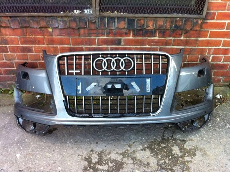Audi Q7 2006 2007 2008 genuine front bumper for sale