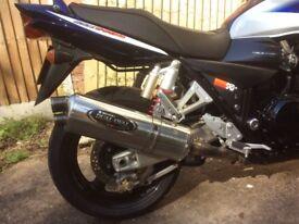For sale GSX1400 Suzuki. Original bike and exhaust.