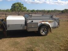Cape York camper trailer Chewko Tablelands Preview