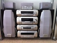 Technics hifi stereo system