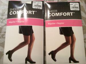 Bas nylons neufs gratuits