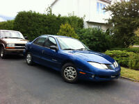 2004 Pontiac Sunfire SL Berline - $500