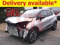 2016 Renault Captur Dynamique S Nav DC 1.5 DAMAGED REPAIRABLE SALVAGE