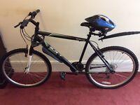 """Apollo Adult Bike (20"""") with Helmet"""