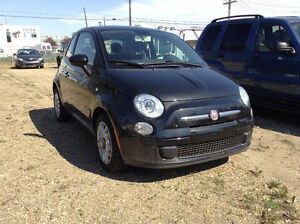 2012 Fiat 500 - ONE OWNER - CLEAN CARPROOF - FREE Warranty