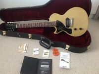 Gibson Custom Shop 57 Les Paul Junior left handed lefty in TV Yellow very rare