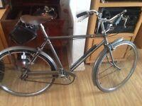 Raleigh sports classi , retro bike
