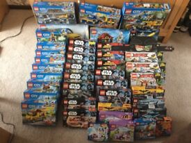Lego Sets New & Sealed Discount Prices