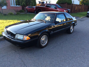 1988 Ford Mustang Bicorps