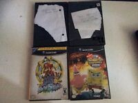 GameCube games for sale good condition