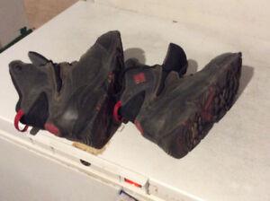 Columbia TM Black & Grey Winter Boots