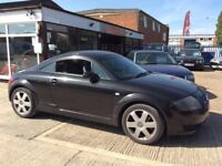 Drive Away Today Stunning Audi TT Quattro 225 BHP 2001