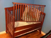 3 in one Baby crib--REDUCED PRICE!!!