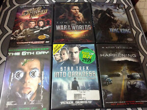 25 Pack of Sci Fi Movies