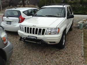 2000 Jeep Grand Cherokee Ltd SUV, Crossover