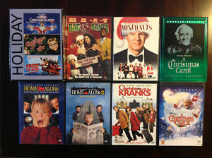 Christmas Movies DVDs