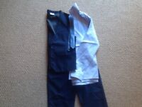 Boys NEXT suit , shirt & tie - age 11 yrs
